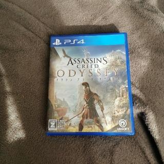 PlayStation4 - アサシンクリード オデッセイ 美品