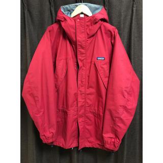 パタゴニア(patagonia)のPatagonia パタゴニア ストーム ジャケット RED L Storm(マウンテンパーカー)