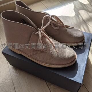 クラークス(Clarks)の23.5cm 新品未使用 Clarks Desert boot(ブーツ)