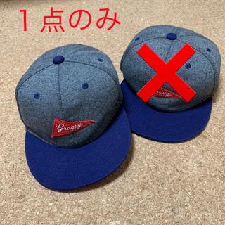グルービーカラーズ(Groovy Colors)のGROOVY COLORS グルカラ キャップ 帽子 LL(56cm) 2点(帽子)