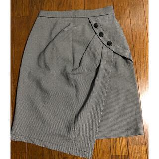 サリア(salire)の未使用‼︎ salireスカート(ひざ丈スカート)