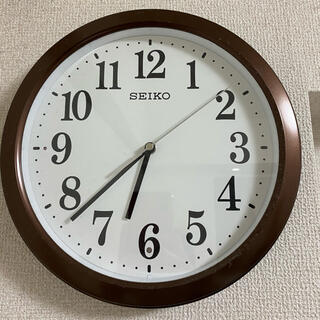 セイコー(SEIKO)のSEIKO 壁時計 電波時計(掛時計/柱時計)