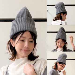 L'Appartement DEUXIEME CLASSE - L'Appartement KNIT CAP アパルトモン ニットキャップ