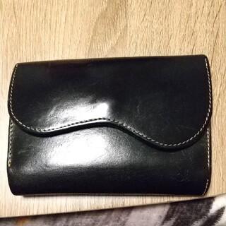 テッドマン(TEDMAN)の革蛸ミドルウォレット❗️(折り財布)