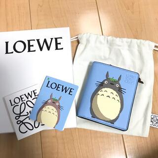 LOEWE - LOEWEロエベ  折りたたみ 財布トトロ