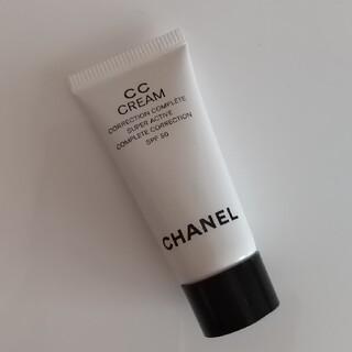 シャネル(CHANEL)のCHANEL☆CCクリーム(CCクリーム)
