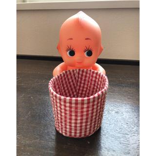 キユーピー(キユーピー)のキューピー人形☆貯金箱☆非売品(キャラクターグッズ)
