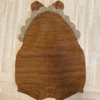 キャラメルベビー&チャイルド(Caramel baby&child )の限定値下げ 新品 misha and puff ロンパース(ニット)