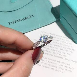 超美品 Tiffany & Co 指輪