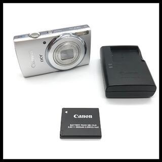 キヤノン(Canon)のCanon IXY 140 シルバー(コンパクトデジタルカメラ)