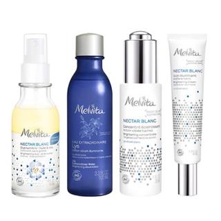 メルヴィータ(Melvita)のメルビータ 光の透明感スペシャルケアセット(美容液)