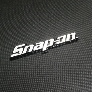 ★スナップオン エンブレム 小 Snapon(工具)