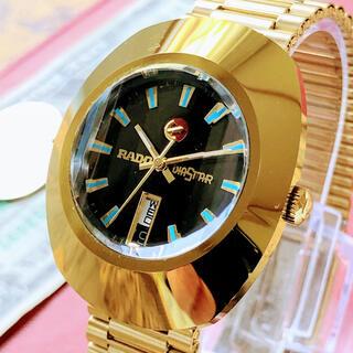 ラドー(RADO)の#1081【高級感がお洒落】メンズ腕時計 ラドー RADO ダイヤスター (腕時計(アナログ))