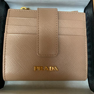 プラダ(PRADA)のプラダ ミニ財布 新品(財布)