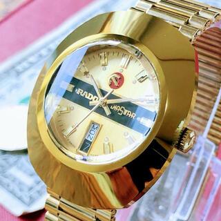 ラドー(RADO)の#1082【高級感がお洒落】メンズ腕時計 ラドー RADO ダイヤスター (腕時計(アナログ))