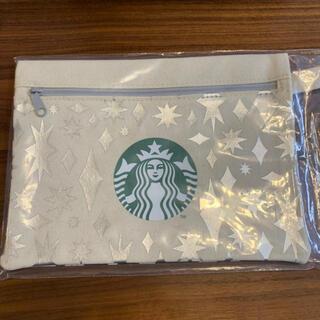 Starbucks Coffee - スターバックス スタバ ポーチ 非売品 限定