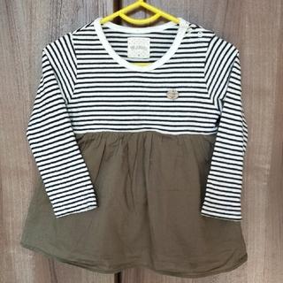 ブランシェス(Branshes)のブランシェス チュニック サイズ90(Tシャツ/カットソー)