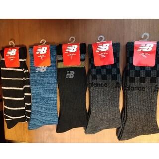 ニューバランス(New Balance)のニューバランス 靴下 25-27(ソックス)
