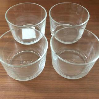 イケア(IKEA)のIKEA ガラス フリーカップ(グラス/カップ)