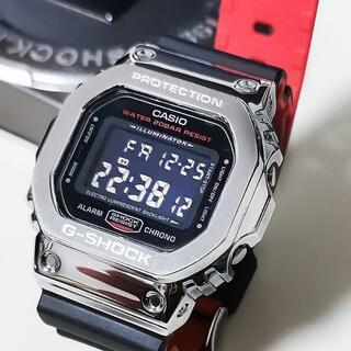 カシオ(CASIO)のCASIO G-SHOCK DW-5600HR カスタムベゼル [未使用新品] (腕時計(デジタル))