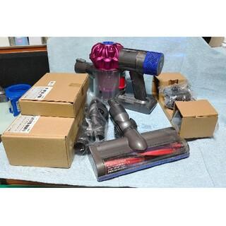 ダイソン(Dyson)のdyson V6 (SV07)付属品未使用多数(掃除機)