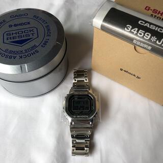 ジーショック(G-SHOCK)の【新品未使用】G-SHOCK CASIO GMW-B5000D-1JF(腕時計(デジタル))