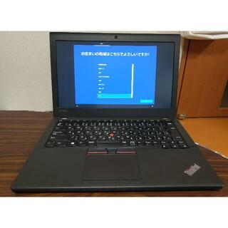 Lenovo - ThinkPad X260 8GB 128GB 直近キーボード換装!