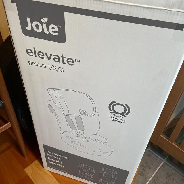 KATOJI(カトージ)のカトージ joie ジュニアシート キッズ/ベビー/マタニティの外出/移動用品(自動車用チャイルドシート本体)の商品写真