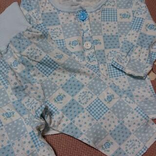 ハッカベビー(hakka baby)のサイズ80パジャマ&ズボン(パジャマ)