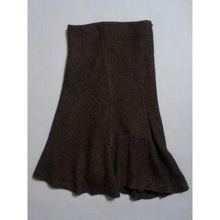 ザラ(ZARA)のZARA ウール フレアスカート(ひざ丈スカート)