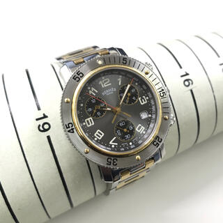Hermes - エルメス クリッパーダイバー 腕時計