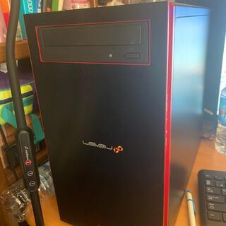 ゲーミングPC i7-9700 容量500G ほぼ新品