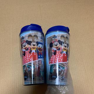 ディズニー(Disney)のディズニーランド購入!タンブラー新品2個(タンブラー)