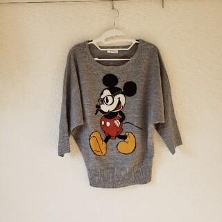 ディズニー(Disney)のトップス(ニット/セーター)