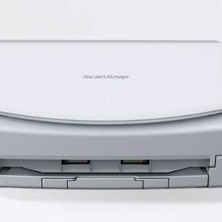 フジツウ(富士通)のScanSnap iX1500 FI-IX1500 [ホワイト](PC周辺機器)