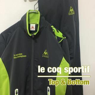le coq sportif - le coq sportif 刺繍ロゴ☆ セットアップ ウィンドブレーカー