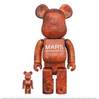 メディコムトイ(MEDICOM TOY)のBE@RBRICK MARS 100%&400%(その他)