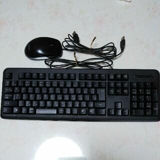 フジツウ(富士通)の富士通 キーボード マウス セット(PC周辺機器)