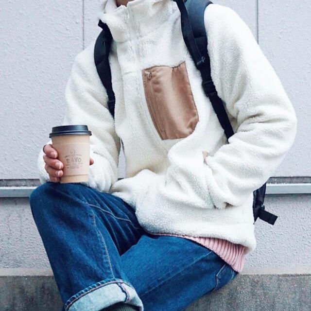coen(コーエン)のボアブルゾン メンズのジャケット/アウター(ブルゾン)の商品写真