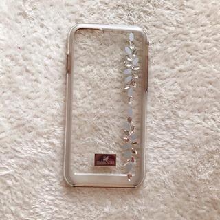 スワロフスキー(SWAROVSKI)のSWAROVSKI iPhone7 ケース(iPhoneケース)