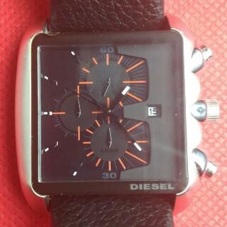 ディーゼル(DIESEL)の【USED品】DIESEL 腕時計 DZ-4178 ★新品電池交換済★【送料込】(腕時計(アナログ))
