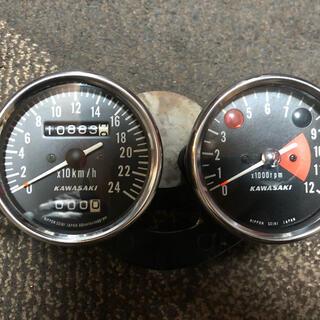 カワサキ(カワサキ)のカワサキ 500ss メーターセット(パーツ)