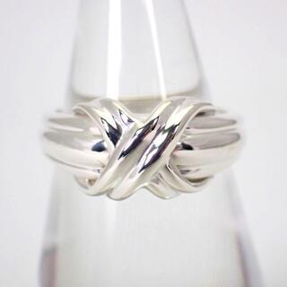 Tiffany & Co. - ティファニー 925 オールドティファニーリング 10号[g379-6]