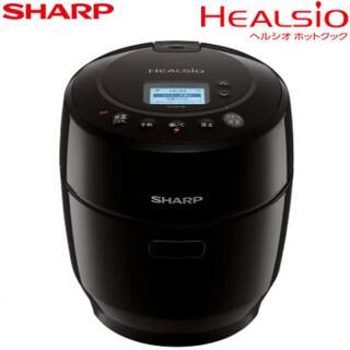 SHARP - SHARP ヘルシオホットクック KN-HW10E-B