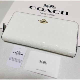 COACH - COACH コーチ 新品 最新作 限定 財布 F54805