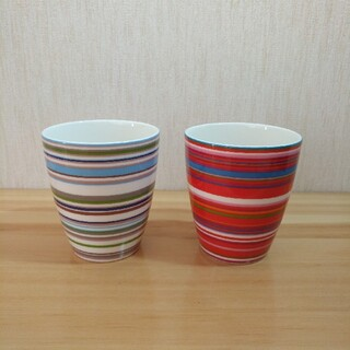 イッタラ(iittala)のイッタラオリゴマグカップ 2つセット(食器)