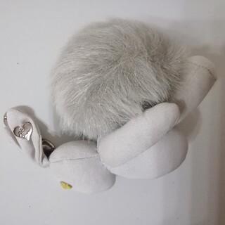 ジルスチュアート(JILLSTUART)のジルスチュアートのキーホルダ ウサギ未使用(キーホルダー)
