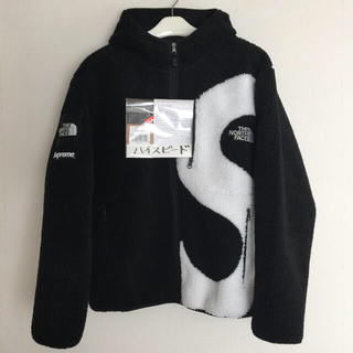 シュプリーム(Supreme)のSupreme ×TNF S Logo Hooded Fleece Jacket(その他)