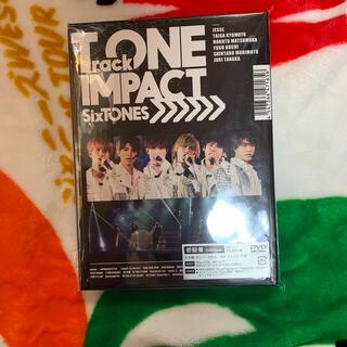 Johnny's - TrackONE IMPACT DVD 初回盤