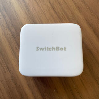 switchbot 指ロボット